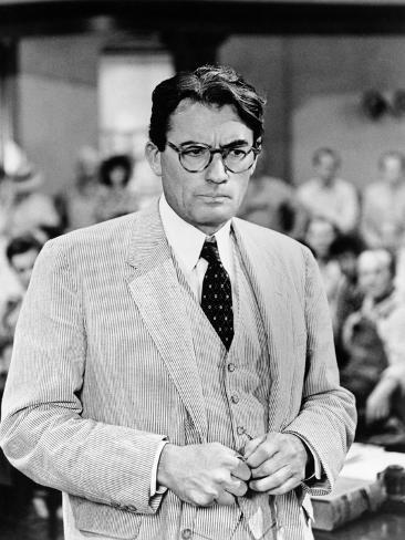 To Kill a Mockingbird, 1962 Fotografie-Druck