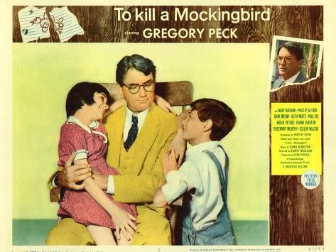 To Kill a Mockingbird, 1963 Kunstdruck