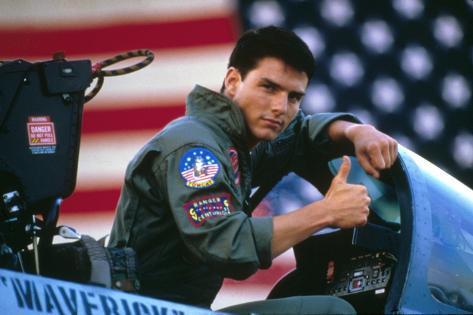 Top Gun 1986 Directed by Tony Scott Tom Cruise Foto
