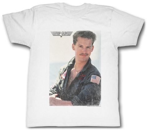 Top Gun - Goose Fade T-Shirt