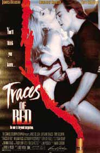 Traces Of Red Originalposter