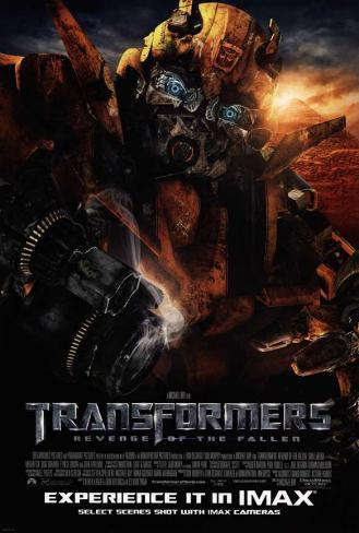 Transformers 2- Revenge of the Fallen Neuheit