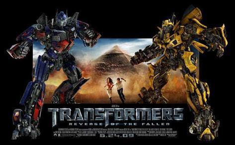 Transformers 2- Revenge of the Fallen Neuheit