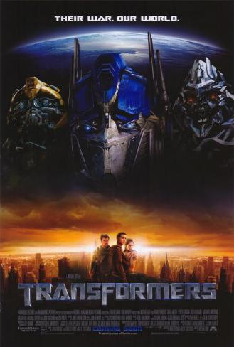 Transformers- Teaser Neuheit