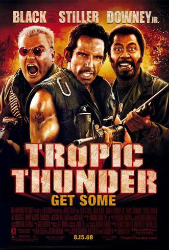 Tropic Thunder Neuheit