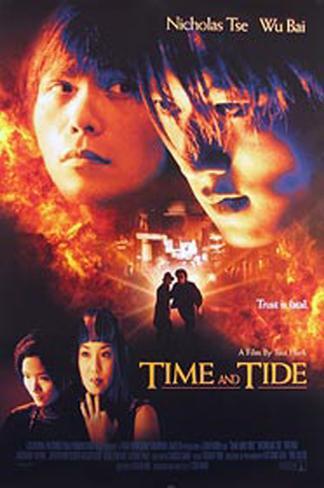 Tyler und Jack– Time and Tide Originalposter