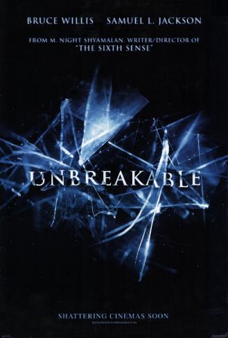 Unbreakable- Unzerbrechlich Neuheit
