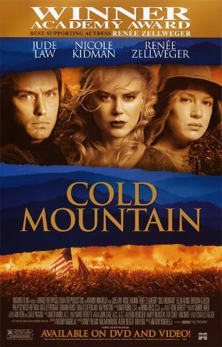 Unterwegs nach Cold Mountain Originalposter
