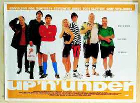 Up N Under Originalposter