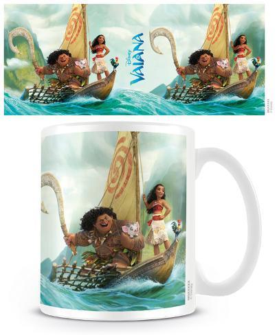 Vaiana - Boat Mug Becher