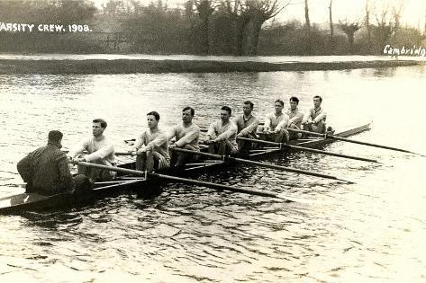 Varsity Crew, Cambridge Kunstdruck