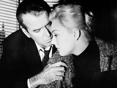 Vertigo – Aus dem Reich der Toten, 1958, Englisch Fotografie-Druck