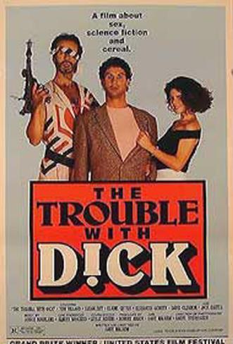 Viel Ärger um Dick Originalposter