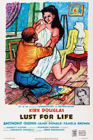Vincent van Gogh– Ein Leben in Leidenschaft Kunstdruck
