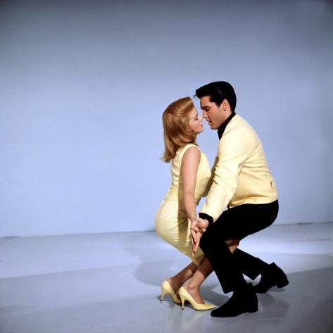 Viva Las Vegas, Ann-Margret, Elvis Presley, 1964 Foto