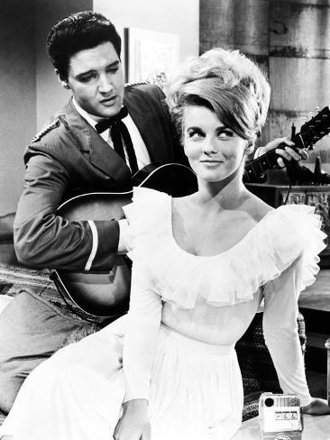 Viva Las Vegas, Elvis Presley, Ann-Margret, 1964 Foto