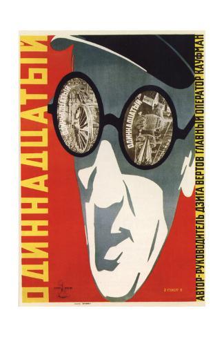 Movie Poster Eleventh (Year) Giclée-Druck