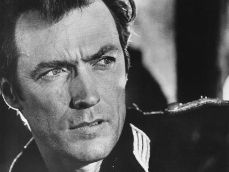Where Eagles Dare, Clint Eastwood, 1968 Foto
