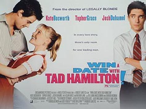Win A Date With Tad Hamilton Originalposter