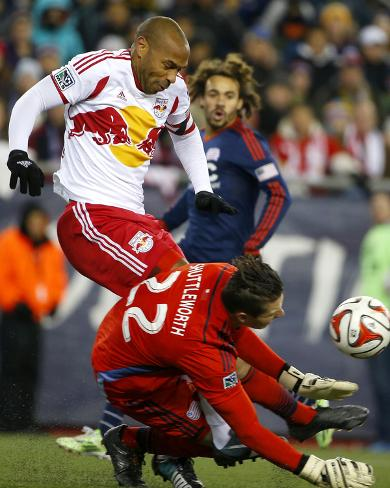 2014 MLS Eastern Conference Championship: Nov 29, Red Bulls vs Revolution - Bobby Shuttleworth Foto