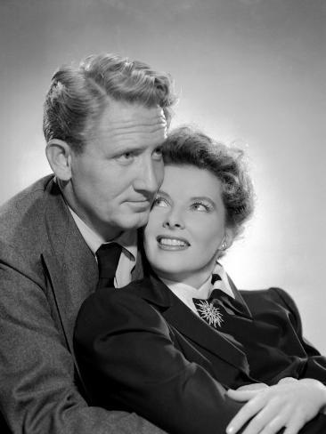 Without Love, Spencer Tracy, Katharine Hepburn, 1945 Foto