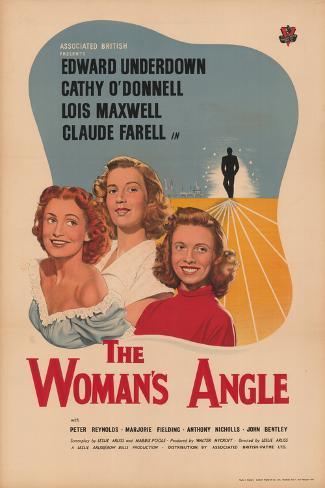 Woman's Angle (The) Kunstdruck
