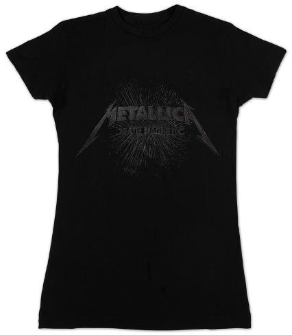 women 39 s metallica black death t shirts bei. Black Bedroom Furniture Sets. Home Design Ideas
