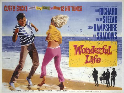 Wonderful Life Kunstdruck