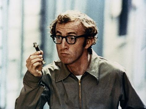 Woody Allen Take the Money and Run 1969 Directed by Woody Allen Foto