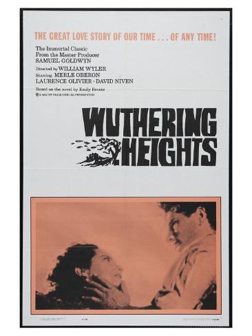 Wuthering Heights, 1939 Kunstdruck