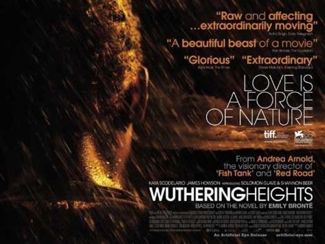 Wuthering Heights Movie Poster Neuheit