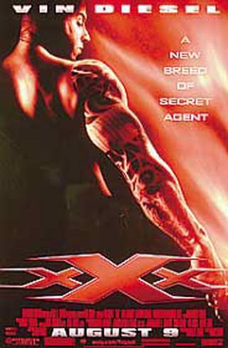 xXx– Tripple X Originalposter