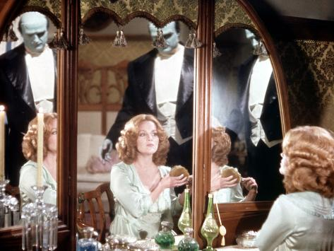 Young Frankenstein, Peter Boyle, Madeline Kahn, 1974 Foto