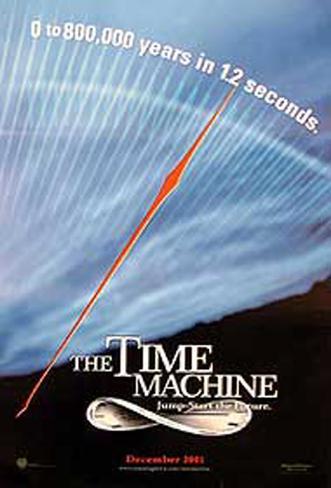 Zeitmaschine, Die Originalposter