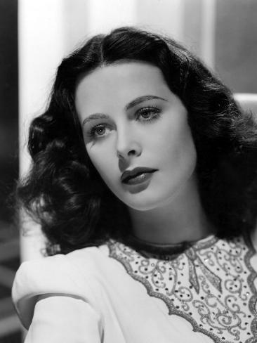 Ziegfeld Girl, Hedy Lamarr, 1941 Foto