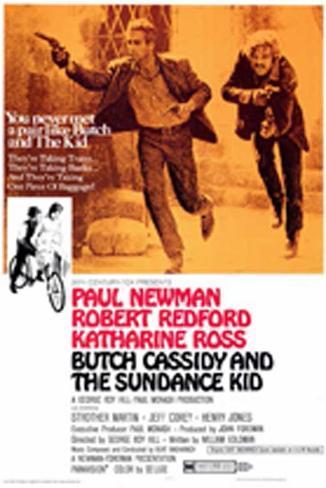 Zwei Banditen– Butch Cassidy und Sundance Kid Neuheit