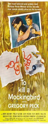 アラバマ物語 ポスター