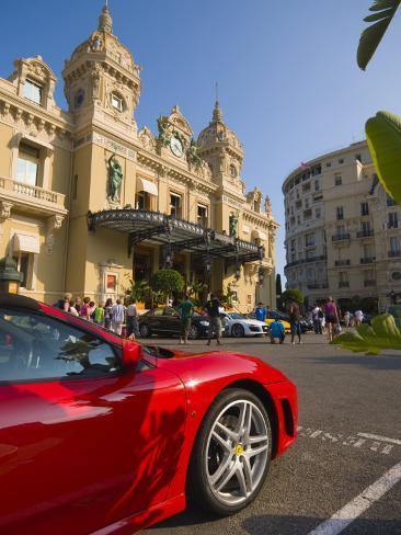 オールポスターズの アラン コプソン grand casino monte carlo
