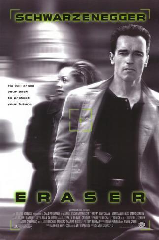 イレイザー(1996年) マスタープリント