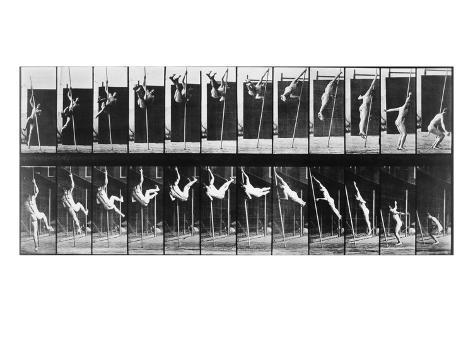 Muybridge: Photography ジクレープリント