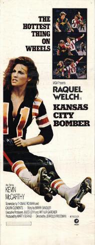カンサスシティの爆弾娘 ポスター