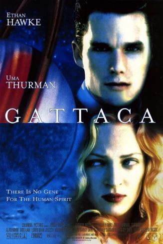 ガタカ(1997年) マスタープリント