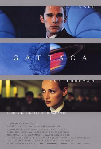 ガタカ(1997年) ポスター