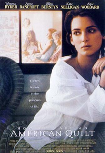 キルトに綴る愛 オリジナルポスター