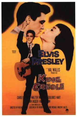 キング・クレオール(1958年) マスタープリント