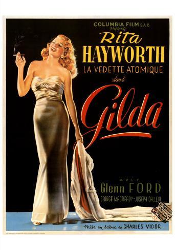 ギルダ(1946年) アートプリント
