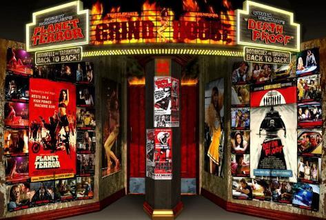 グラインドハウス(2007年) ポスター