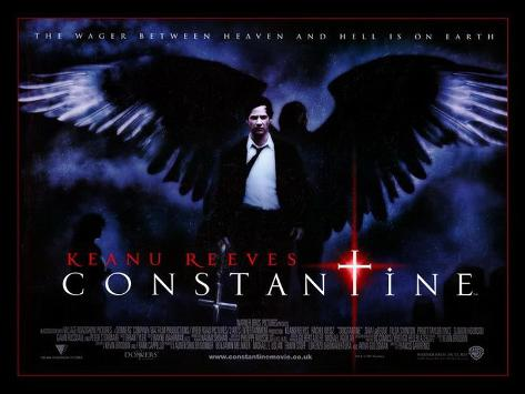コンスタンティン(2005年) ポスター