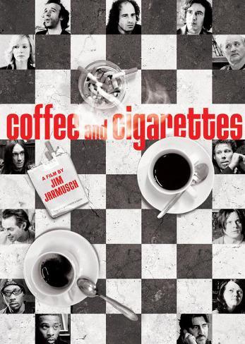 コーヒー&シガレッツ(2003年) マスタープリント