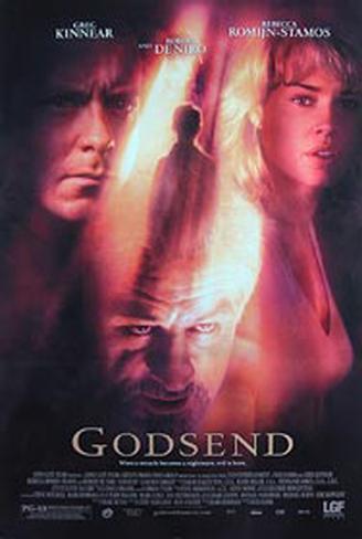 ゴッドセンド(2004年) オリジナルポスター